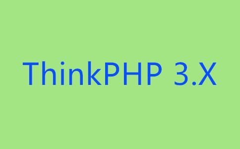 THINKPHP3.X版本基础,MVC原理,URL重写原理,显示页面,读取文件,assign赋值等方法