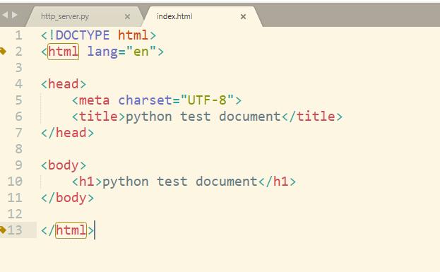 index.html 代码